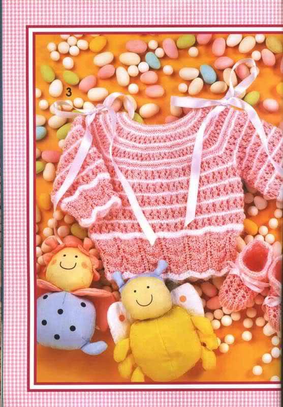 Chambritas para bebés (patrones para Cony) 2luun8j