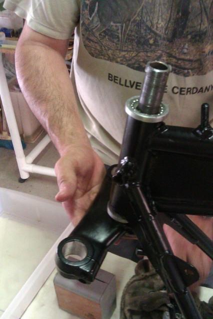borrasca - Puch Borrasca - Rodamientos De La Dirección 2m2tb0y