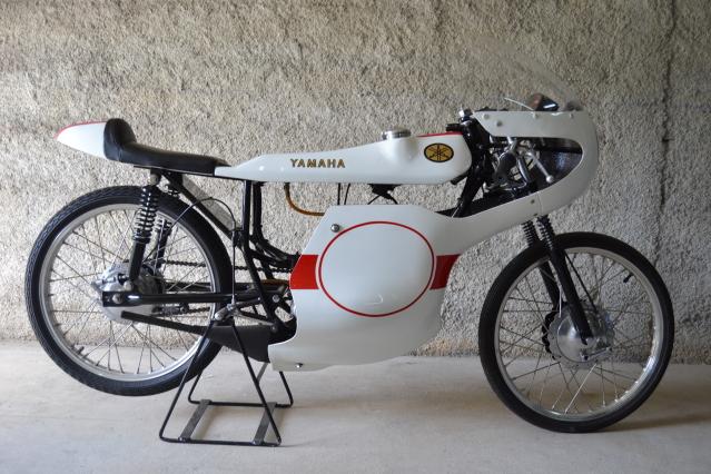 Yamaha 50 Racer 2m60hhx