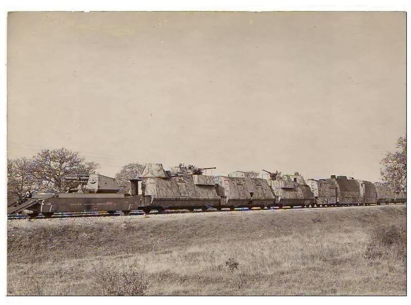 les trains blindés 2m81gfl