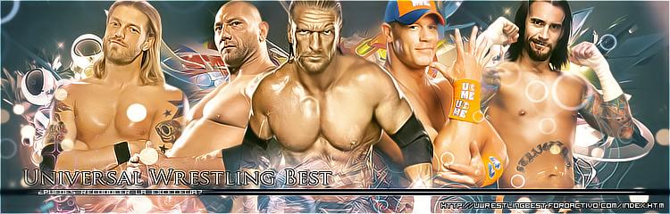 Universal Wrestling Best