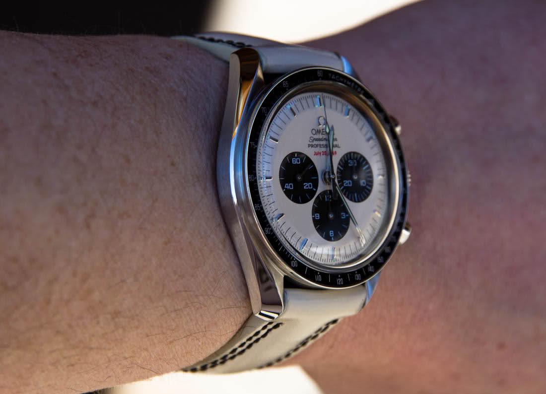 """La plus belle des Speed : 145.0227 édition Apollo 11, 35ème anniversaire """"Panda"""" 2my9a3n"""