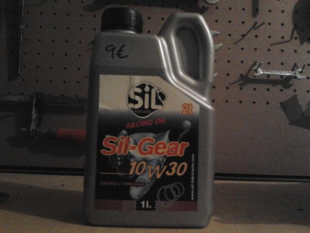 Lavado de cara: Suzuki DR Big 50 2nqwarp
