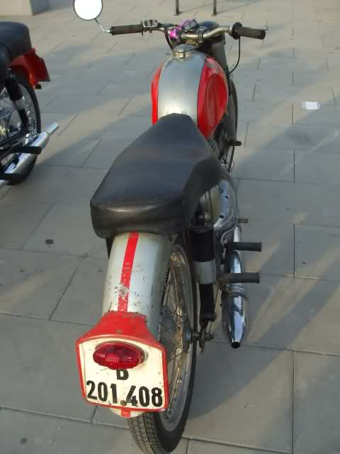 Fotos Bultaco Tralla 101 de 1959 conservada 2qnr39e