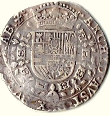 Patagón 1622. Felipe IV. Bruselas. 2r3jl8g