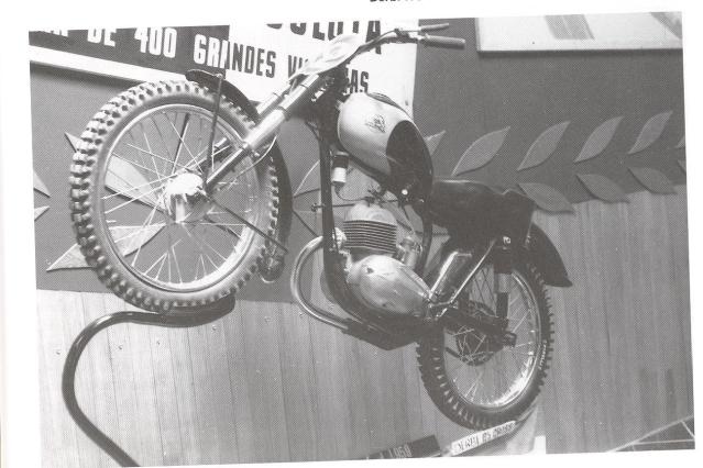 Derbi Cross 125 - 1959 * Rafbultaco 2rft3z9