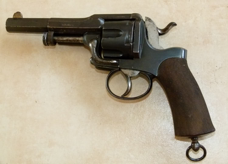 Revolver Fagnus maquaire 11 mm 1873 2vjc5f5