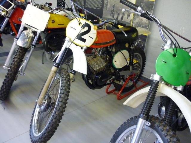 Montesa Cappra 75 - Trofeo 1976 * Rafbultaco 2vm6i44