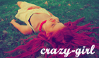 Crazy girl forum