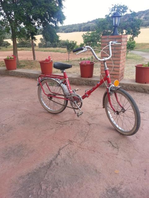 Bicicleta BH y Terrot 2w7jzb8