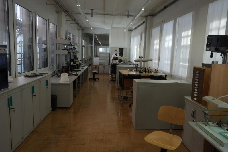Compte rendu de la visite de la manufacture Zénith  2ykx2tk