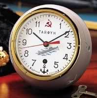 """Horlogerie à l'effigie des sous-marins """"Typhoon"""" 2zdt1mp"""