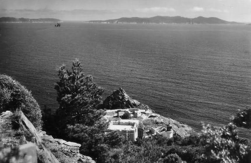 Bor 024, Radar mer, Cap Blanc Bénat (Bormes, 83) 3162epu