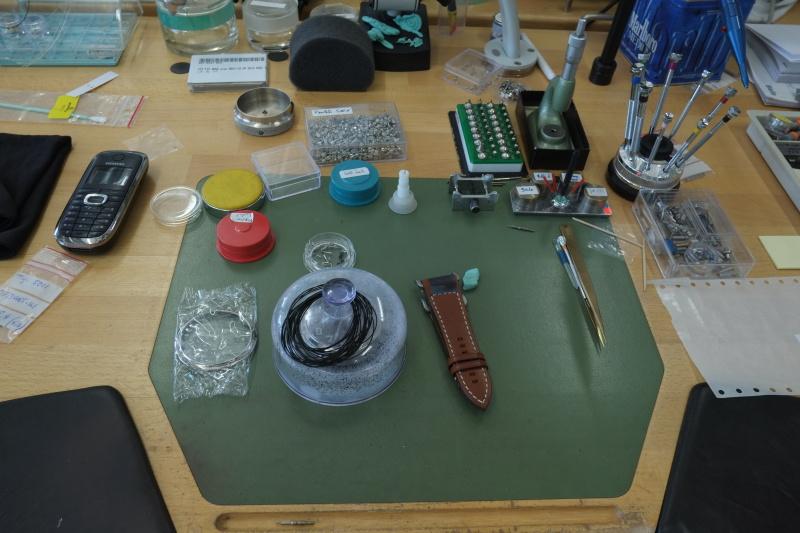 Compte rendu de la visite de la manufacture Zénith  33blrvq
