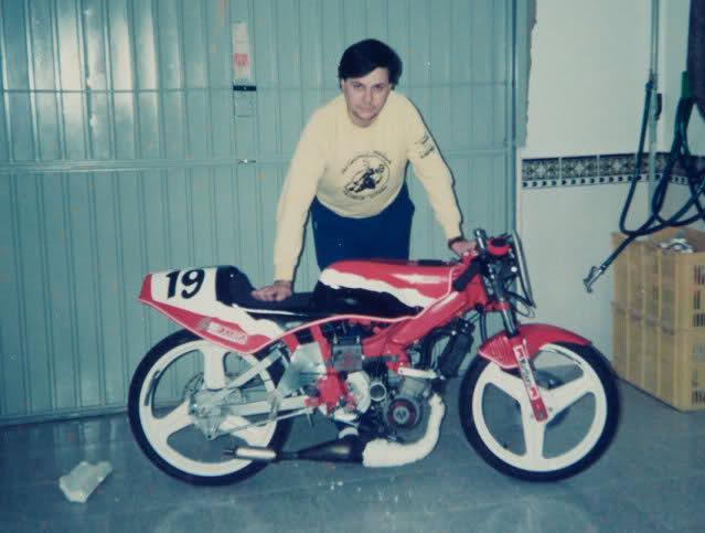 Derbi Variant Racing 33di9h4