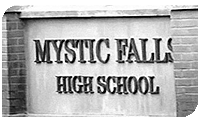 ● Mystic Falls High School