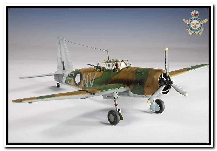 Vultee Vengeance Mk.I (Special Hobby 1/72) 34s46df