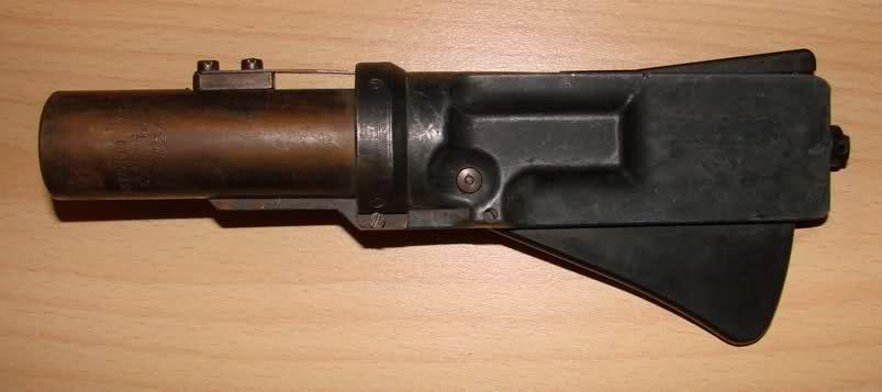 pistolet lance fusée aviation 34spevq