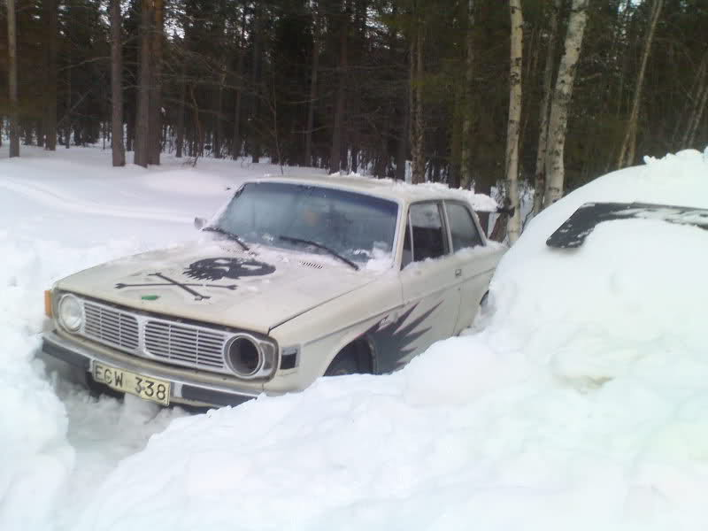 Jaxy -  Volvo 140 - B20 förgasarturbo (sommar uppdate) - Sida 2 34t4w89