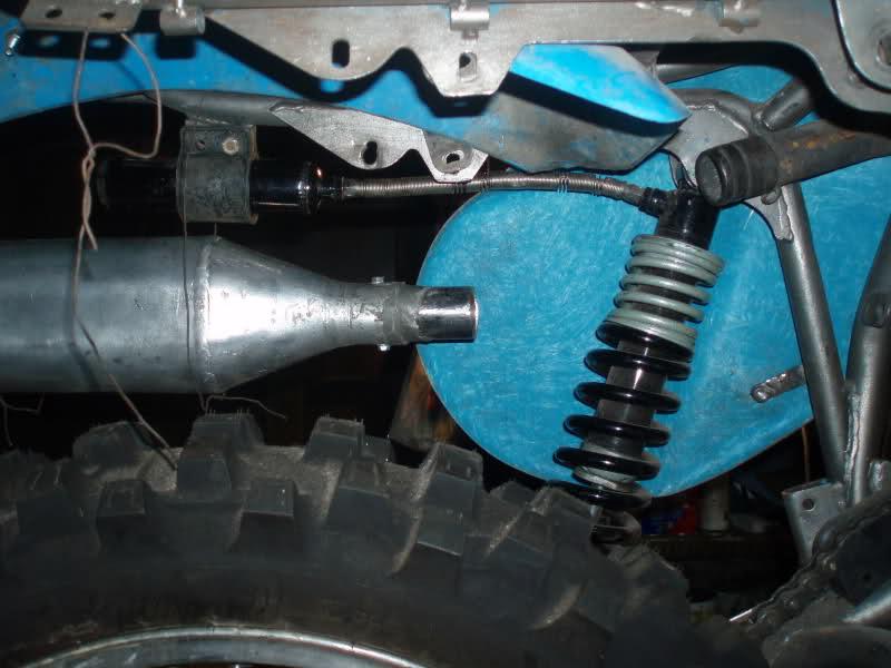 Bultaco Frontera MK11 370 - Restauración 34zyvwj