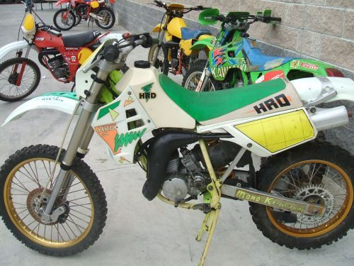 cross - Motos TT y Cross de 80 cc 35lzq09