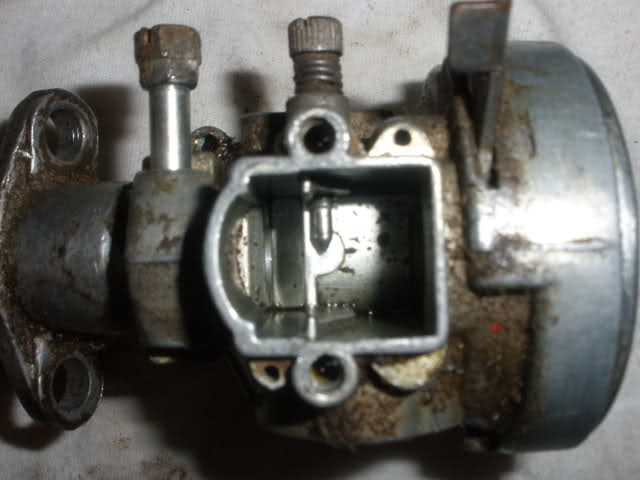 Limpieza y despiece carburador Dell'Orto SHA 4g9br