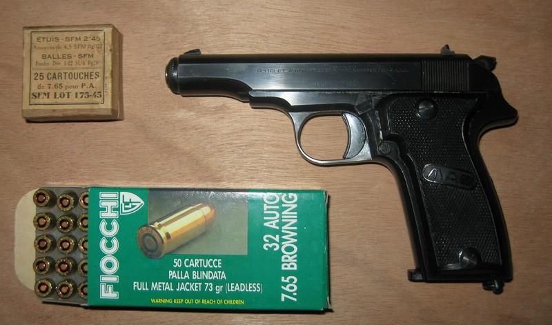 pistolet MAB R 4jpbah