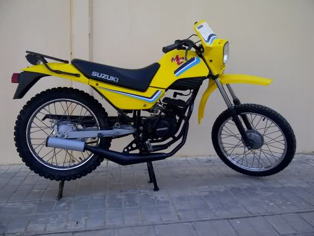 "Suzuki Minicross ""Made in Gijón"" 4qpp9k"