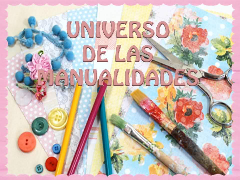 UNIVERSO DE LAS MANUALIDADES