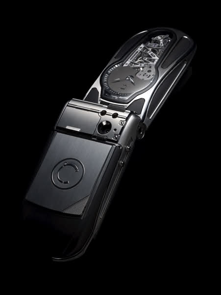 !!!NEWS:CELSIUS X VI II micro-mechanical remontage papillon tourbillon mobile ph 67v9ds