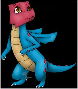 Drudie, the DRUDDIGON Pre-Evolution 6opzmc