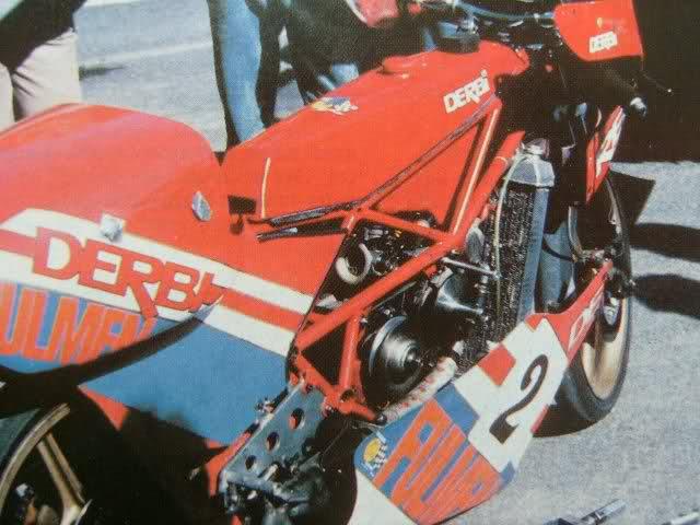 variant - Derbi 80 GP con motor Variant 8x697d
