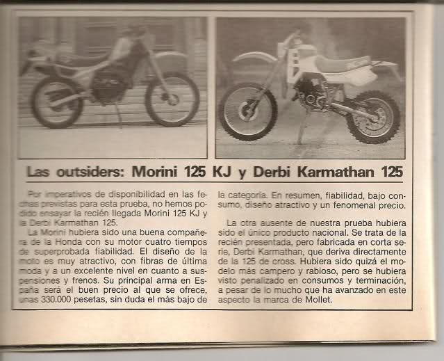 Derbi 125 Karmathan 98zl2a