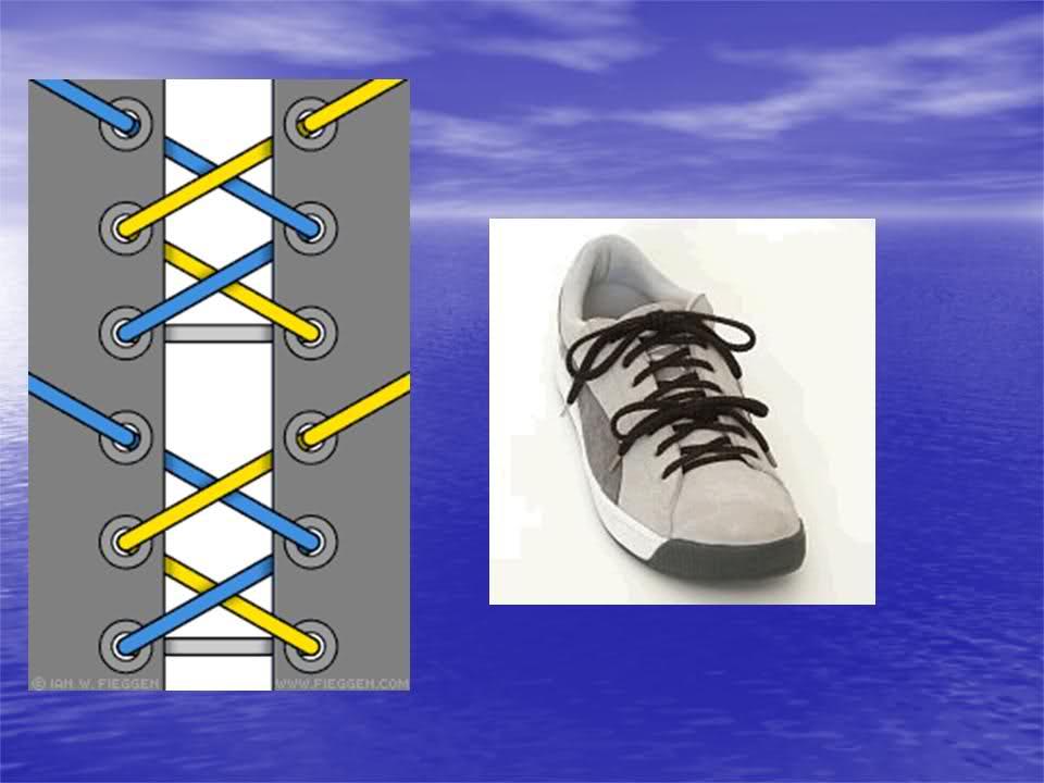 Những Kiểu Cách Cột Dây Giầy 9qh076