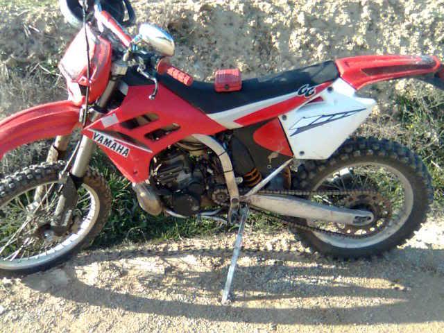 Gas-Gas EC 200 - 2003 9qlmra