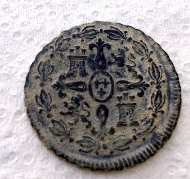 4 Maravedís de Carlos III (Segovia, 1778) [WM nº 9122] 9vl9xs