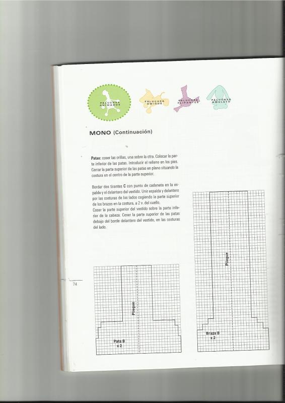 patrones - patrones muñecos de lana a dos agujas A1hixl