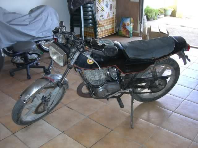 Restauración Crono 75 Ajo4nb