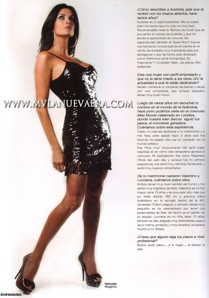 ninibeth leal, miss world 1991. Dzj7m8