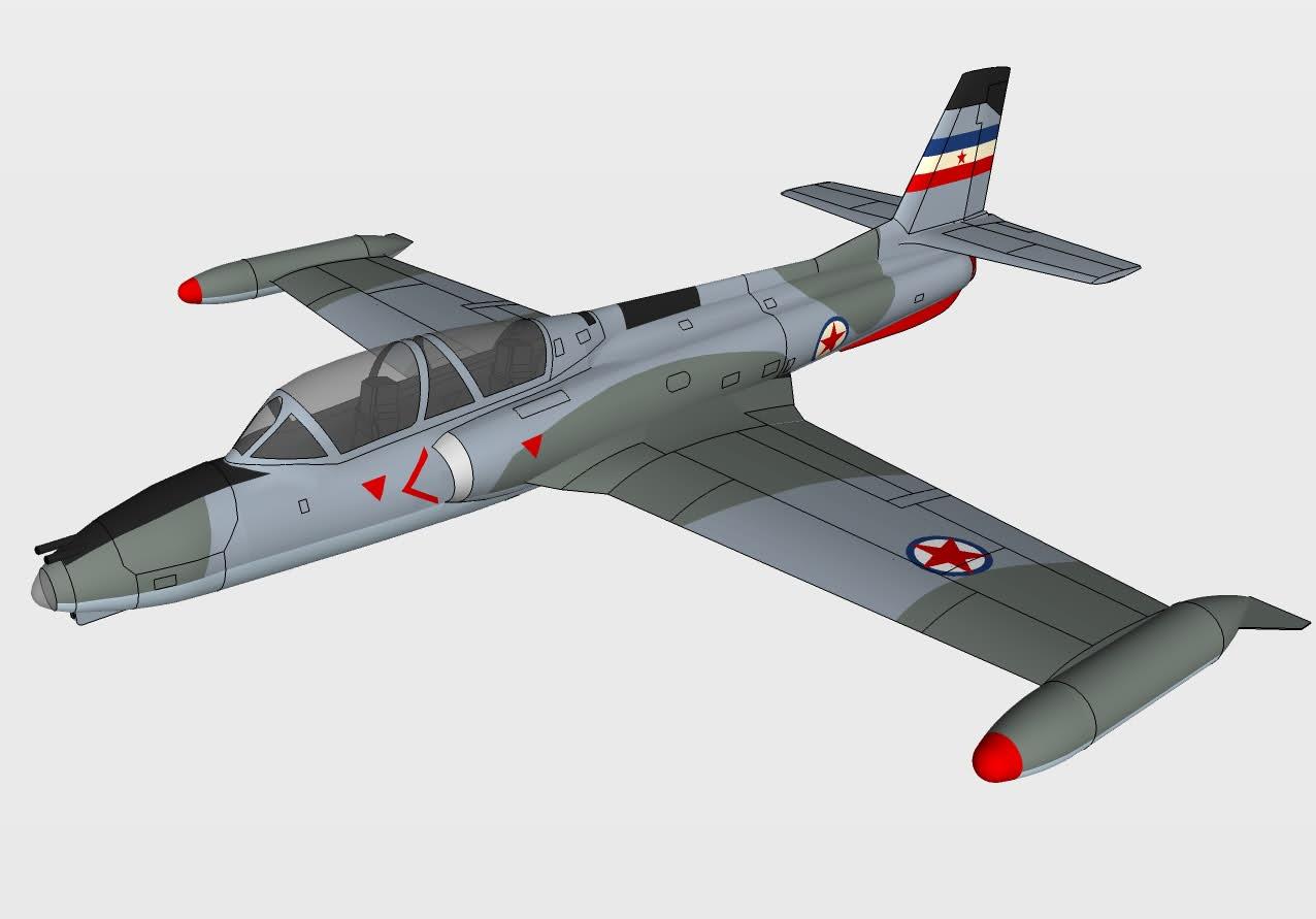 J-21 JASTREB Eb9f11