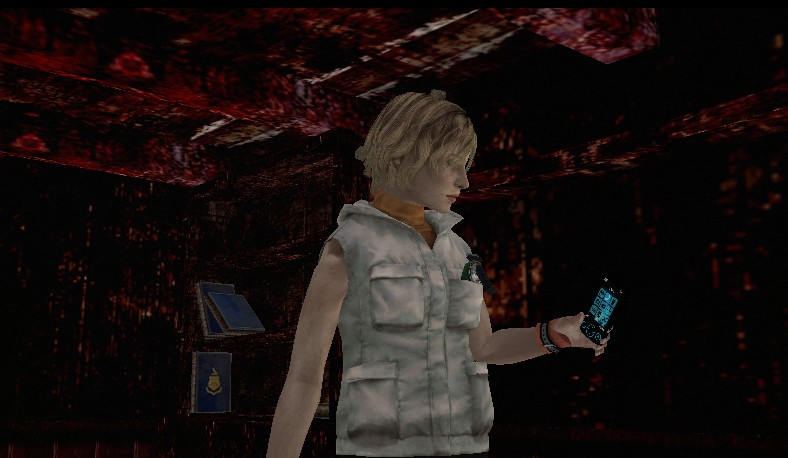 Iphone Silent Hill shattered memories Epoep1