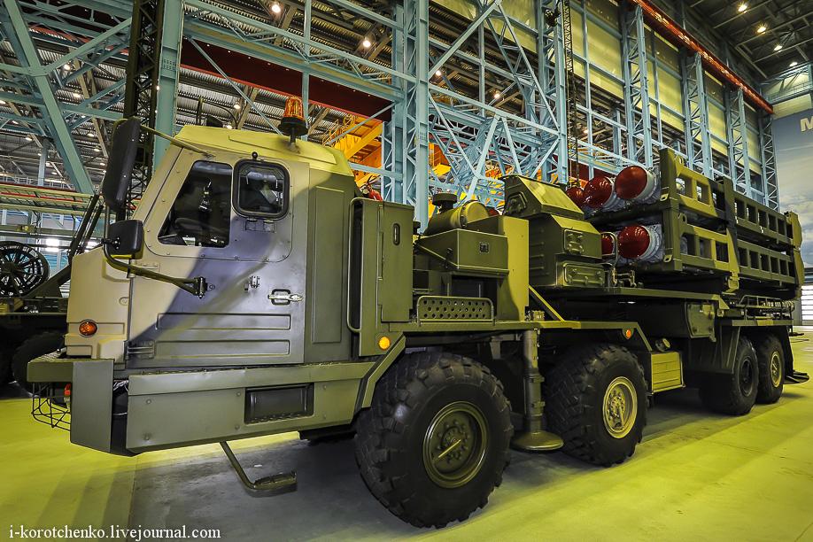 Vityaz (S-350E) SAM System Hwiye0