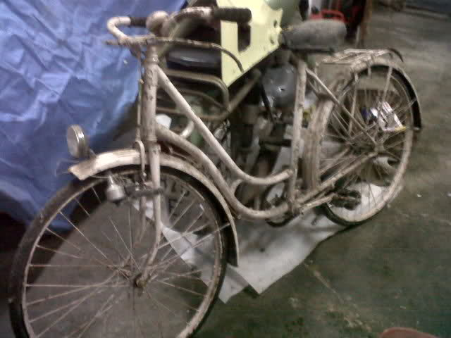 Identificar bicicleta antigua I6f1ap