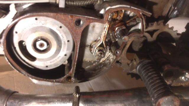 Restauración de mi Derbi GT 4V Ixfi86