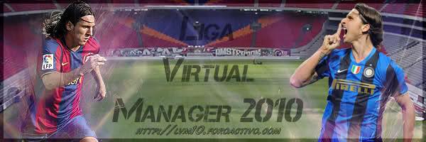 Liga Virtual Manager 2010