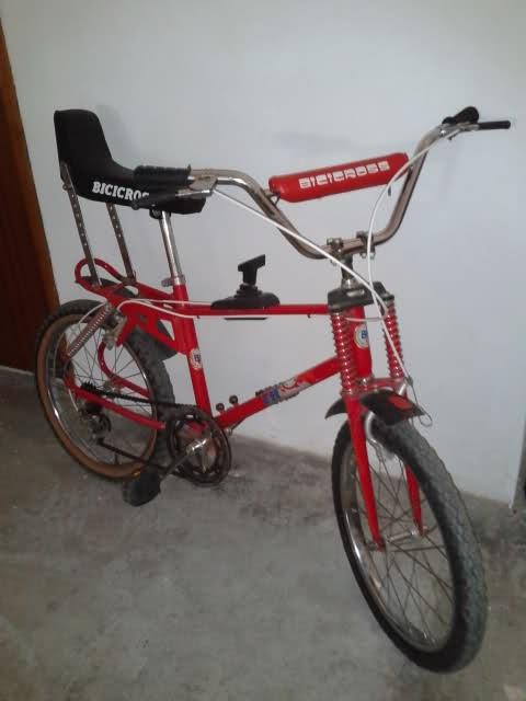 Mi Bicicross BH con cambio. Jadrh4
