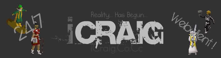 -*iCraig - The Next Reality*-