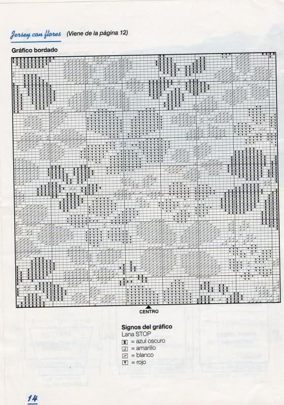 patrones - Patrones de Jerseys para bebés (6 meses) solicitado por Matilde Jt8n87