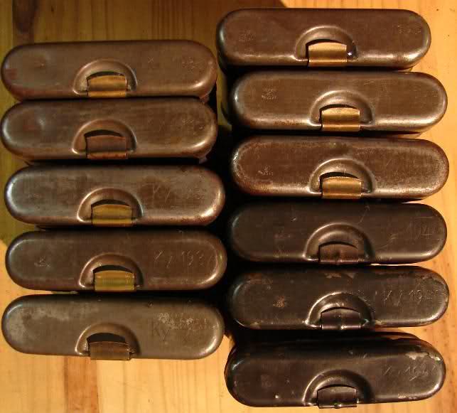 Boites de nettoyage R.G. 34 pour Mauser 98k - Page 2 Juabr7