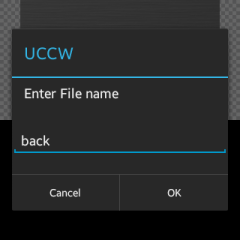 [TUTO] Samsung Galaxy GEAR : Tutoriels pour le Root / ATN Manager / Nova Launcher / UCCW, etc... [07.11.2013] K1ri1f